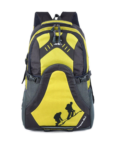 Men Women Multifunction Large Capacity Durable Backpack - Bychicstyle.com