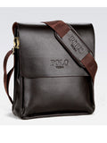 ByChicStyle Men Briefcase Casual Messenger Bag Crossbody Bag - Bychicstyle.com