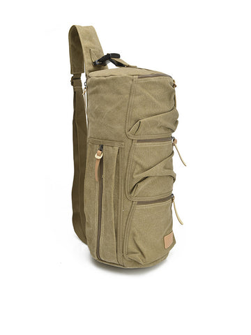 Large Capacity Men Women Multifunctional Canvas Outdoor Bag - Bychicstyle.com