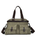 ByChicStyle Men Canvas Outdoor Casual Shoulder Crossbody Bag - Bychicstyle.com