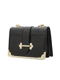 ByChicStyle Gold Trim Crossbody Bag - Bychicstyle.com