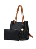 ByChicStyle Two Pieces Hand Bag And Shoulder Bag - Bychicstyle.com