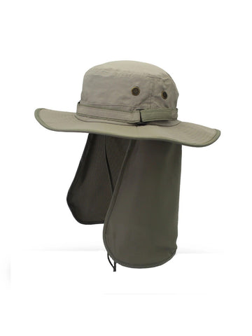 Unisex Neck Face UV-Protection Windproof Hat - Bychicstyle.com
