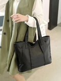 ByChicStyle Casual Big Capacity Basic Shoulder Bag