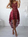 ByChicStyle Casual Sunny Day Fashion Street Cute Lace Floral Dress