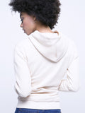 ByChicStyle Stylish With Pocket Plain Hoodie - Bychicstyle.com