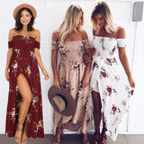 ByChicStyle Women's Fashion Spring Sleeveless Classic Maxi Dresses Long Dress Cocktail Party Dresses