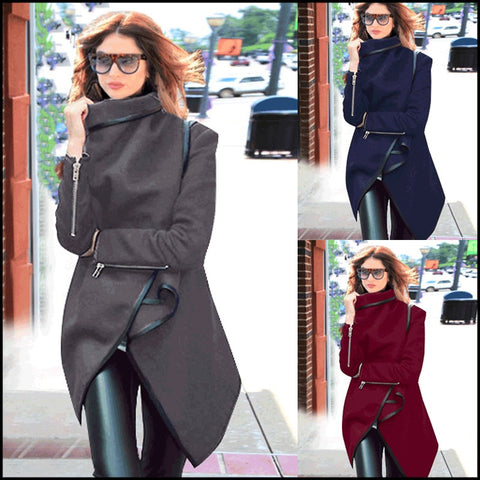 Casual Women's Fashion winter coat women parka Coats & Jackets Over coat winter fashion fur coat