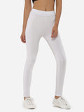 ByChicStyle Casual Zips Cotton Plain Leggings