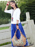 ByChicStyle Retro Emboridered Tote Bag