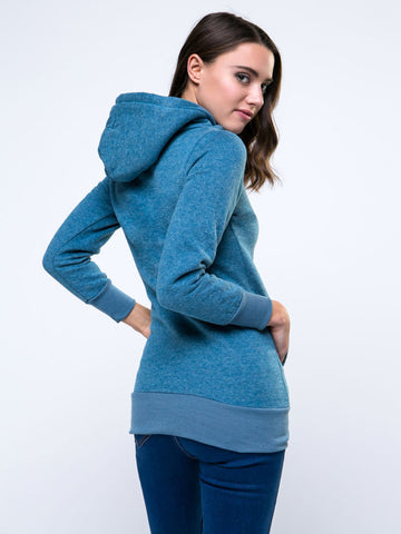 Classical Withpocket Hoodie - Bychicstyle.com