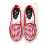 ByChicStyle Casual Hollow Out Slip On Platform Casual Shoes