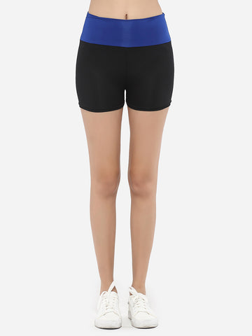 Dacron Color Block Shorts - Bychicstyle.com