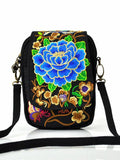 ByChicStyle 4 Colors Embroidered Bag