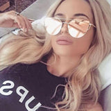 ByChicStyle Casual Fashion Sunglasses For Women Glasses Cat Eye Sun Glasses