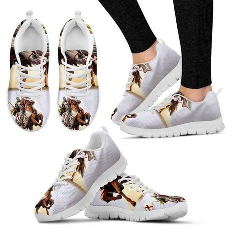 Battle Horse-Men And Women's Running Shoes-Free Shipping-Paww-Printz-Merchandise