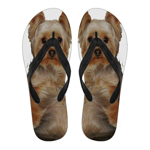 Yorkshire Flip Flops For Men-Free Shipping Limited Edition-Paww-Printz-Merchandise