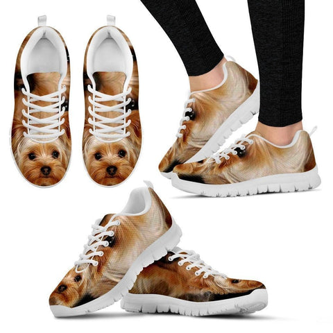 Yorkshire Terrier-Dog Sneakers For Women-Free Shipping-Paww-Printz-Merchandise