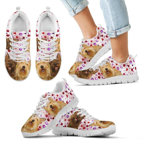 Berger Picard Dog Running Shoes For Kids-Free Shipping-Paww-Printz-Merchandise
