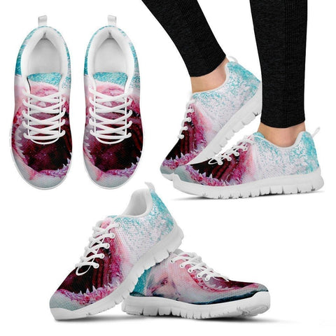 'Cool Shark' Running Shoes(Men/Women)-3D Print-Free Shipping-Paww-Printz-Merchandise