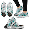 Beauceron Dog Running Shoes For Women-Free Shipping-Paww-Printz-Merchandise