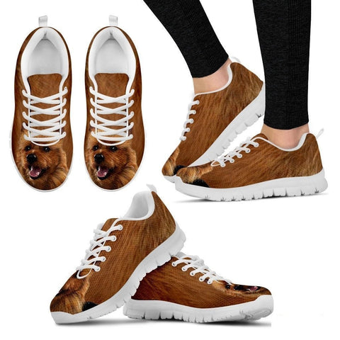 Australian Terrier Dog Running Shoes For Women-Free Shipping-Paww-Printz-Merchandise
