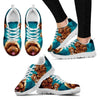 Poodle-Dog Running Shoe For Women-Free Shipping-Paww-Printz-Merchandise