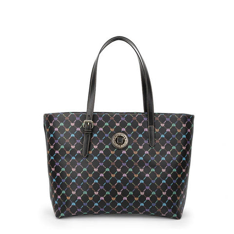 DANNY BEAR Women Vintage Plaid Bear Print Handbag Stylishly Tote Bag