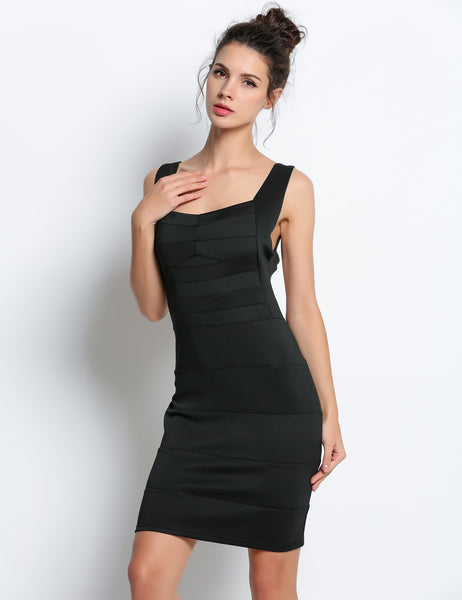 Party Club Wear Evening Casual Women Backless Going Out Dresses
