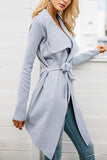 Loverchic Casual Wild Wool Cardigan Coat