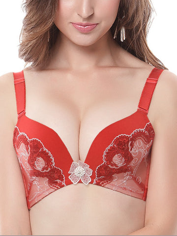 Grace And Sexy Gather Adjustable Bra