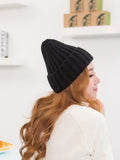 Korean Stylish Candy Color Knit Warm Hat