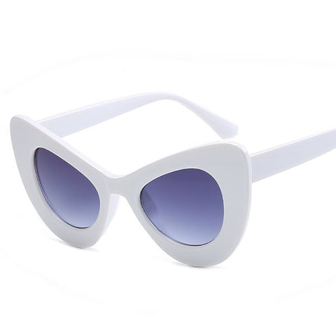 9ab74c86a02 Summer Colors Cat Frame Eyes Sunglasses Outdoor Casual Anti-UV Glasses For  Women.  12.26  6.49