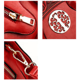 Women National Retro Handbag Folk Elegant Crossbody Bag