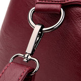 Women PU Leather Retro Shoulder Bag High-end Backpack