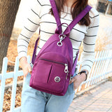 Nylon Daily Casual Light Chest Bag Shoulder Bags Crossbody Bags For Women