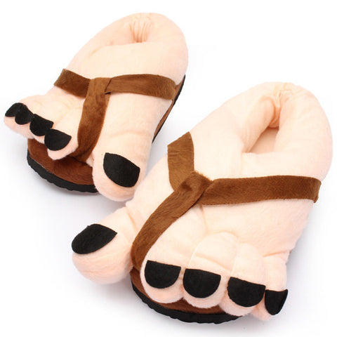 Winter Cute Big Toe Lovers Indoor Shoes
