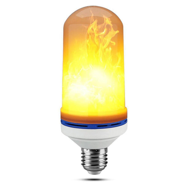 Ember Flame Lightbulb - Simulated Fire Glow LED
