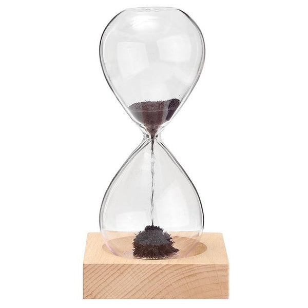 Magnetic Morphing Hourglass