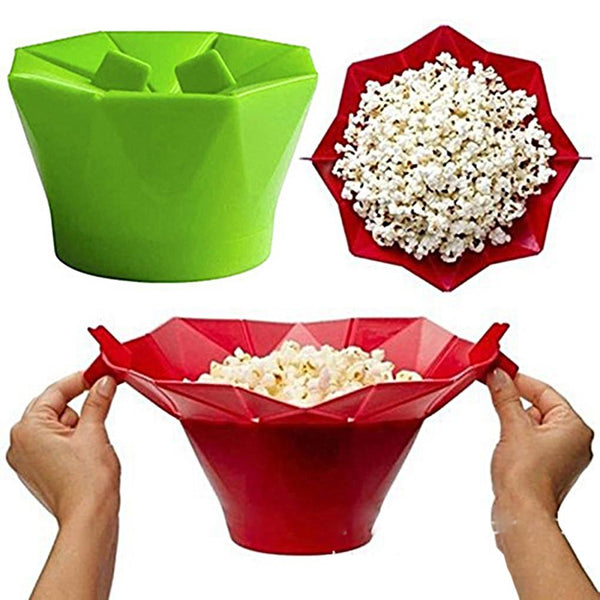 The Popper: Popcorn Bucket