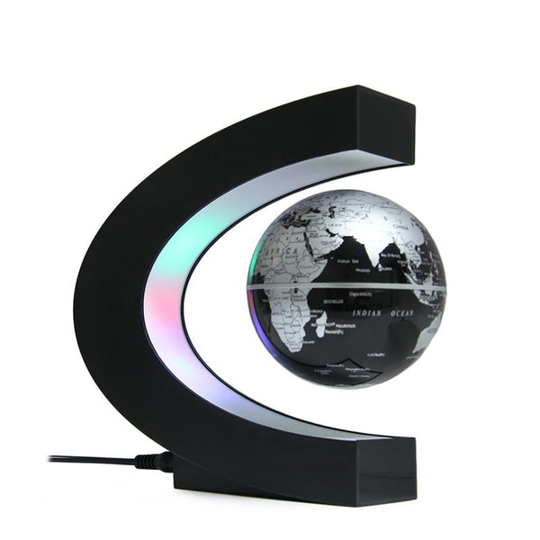 Floating Planet LED Lamp