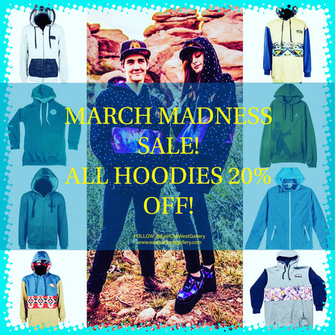 March Madness 20% OFF