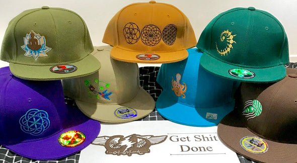 Get Shit Done Hats