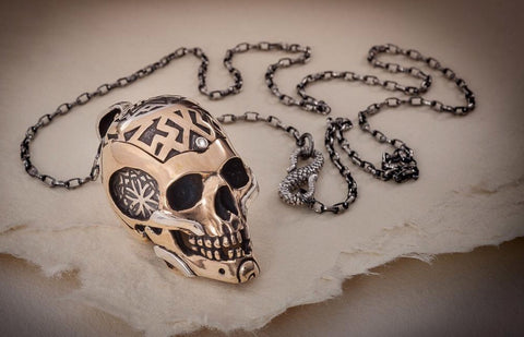 The Judicael Sacred Skull Collection