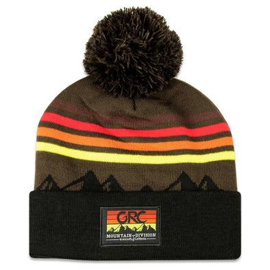 Mountain Division First Tracks College Beanie