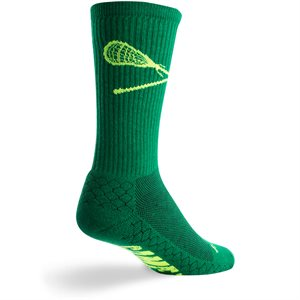 LAX Green Padded
