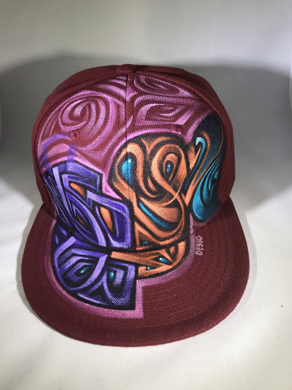 Rhett Johnston Fitted Hat