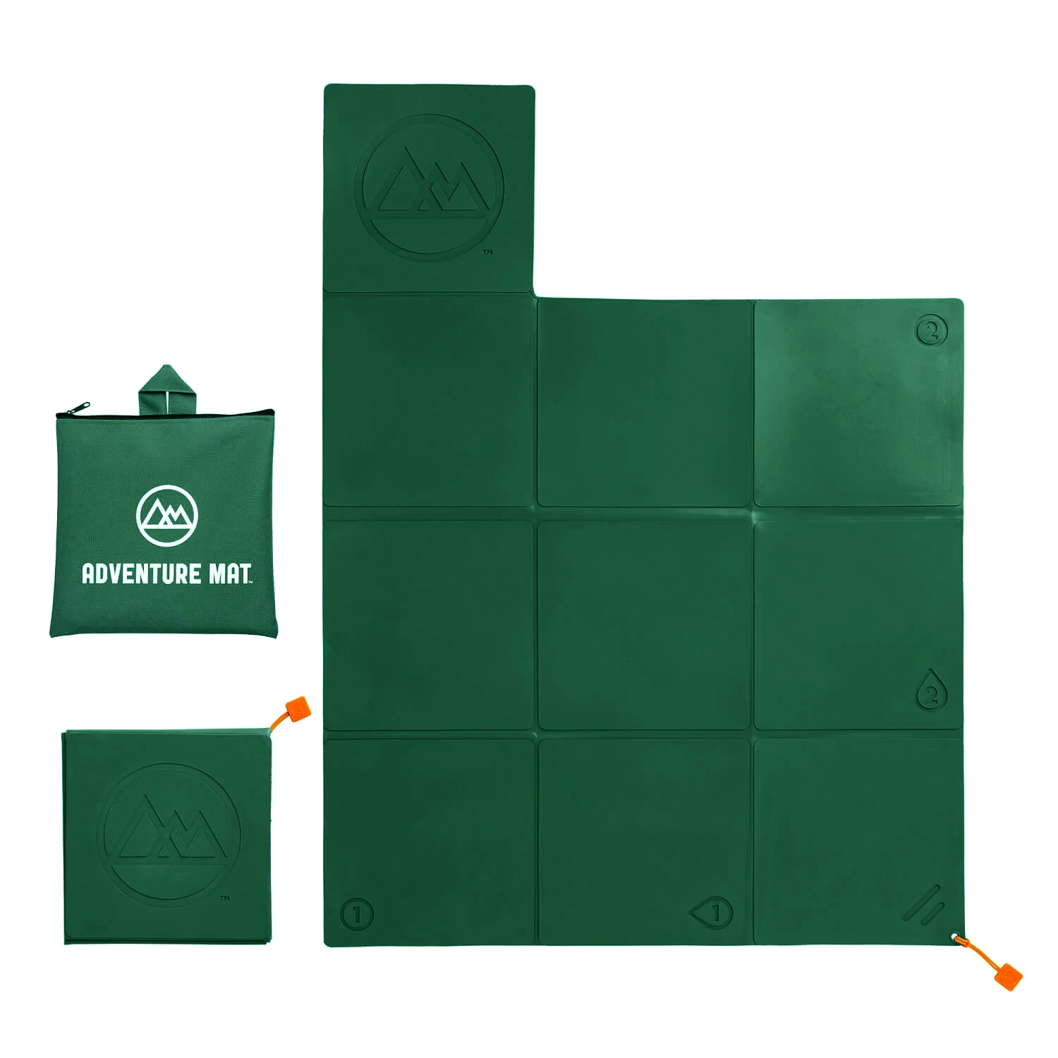 ADVENTURE MAT // GREEN (New)