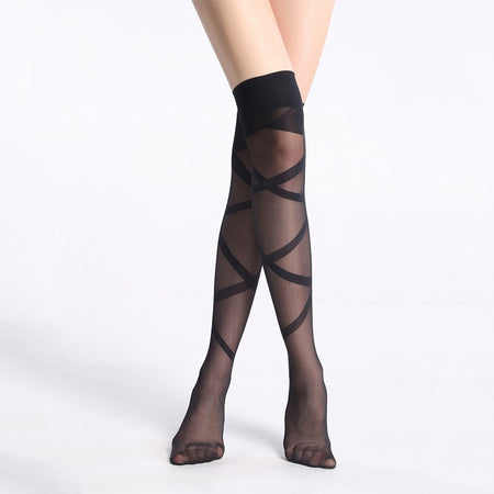 Side Round Tights