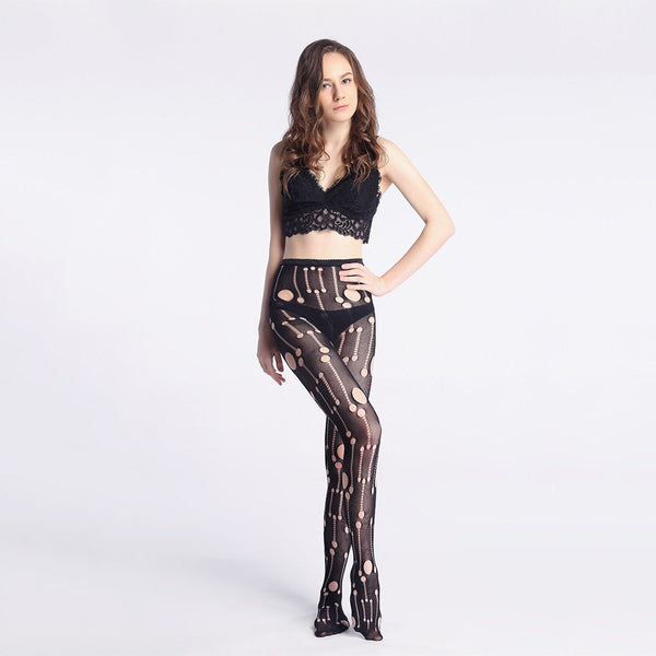 Electronic Revolution Tights - ceduire